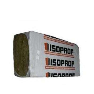 Базальтовая плита П-125 ISOPROF 50мм-6шт (3м2-0,15 м3)