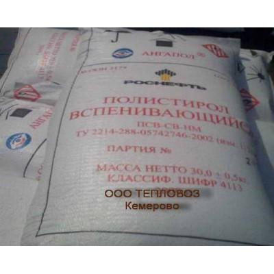 Полистирол вспенивающийся ПСВ-СВ-НМ-РО марка 6 (цена за тонну)