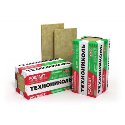 Базальтовая плита «Технониколь» Роклайт 100x600x1200мм-6шт. (0.432м3-4.32м2)