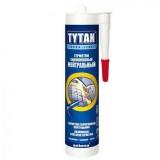 Герметик силикон (белый) TYTAN