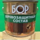 Деревозащита БОР б/цв. 2.5кг