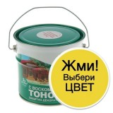 Защитно-декоративный состав Тонотекс 3л.