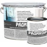 Радикор (белый) - эмаль для батарей 0.9кг