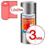 Пенотерм 3мм 1,2х25м (30 м2 в рулоне)