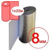 Термодом 8мм (25м2 в рулоне)