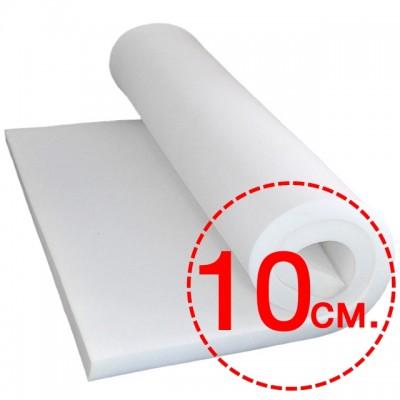 Поролон (100мм) 1х2м