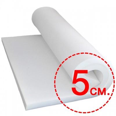 Поролон (50мм) 1х2м