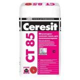 Ceresit CT85 - штукатурно-клеевая смесь для пенопласта 25кг.